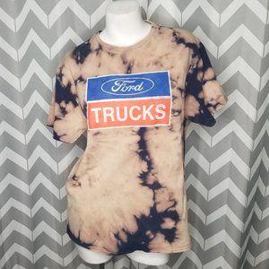 FORD TRUCKS acid wash graphic tshirt